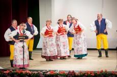"""Zespół Pieśni i Tańca """"Ziemia Myślenicka"""" wiązanka pieśni i tańców z górnego śląska"""